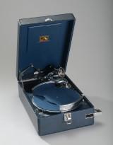 Rejsegrammofon 'His Masters Voice', model 102