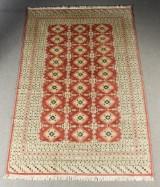 Orientalisk handknuten matta, Pakistan, 275x188 cm
