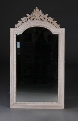 Spejl, hvidlakeret