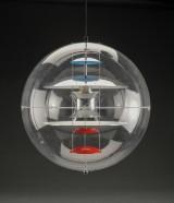 Verner Panton pendel, VP-Globe, Ø 50 cm.
