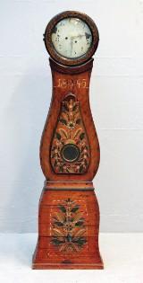 Golvur, 1700/1800-tal