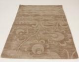 Handtuftad matta i modern design, 180x120 cm