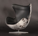 Arne Jacobsen, lounge chair, The Egg, model 3316, special edition