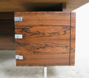 m bel riopalisander schreibtisch der 1960er jahre de d sseldorf kappeler stra e. Black Bedroom Furniture Sets. Home Design Ideas