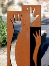 Tactil, Pilona. Urban design. Cykelstativ/ skulptur, Santa&Cole/ Antonio de Marco (3)