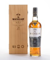 Macallan Highland Single Malt Triple Cask Matured 21 års