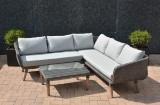 Lounge havesæt, model Saffran - Mocca