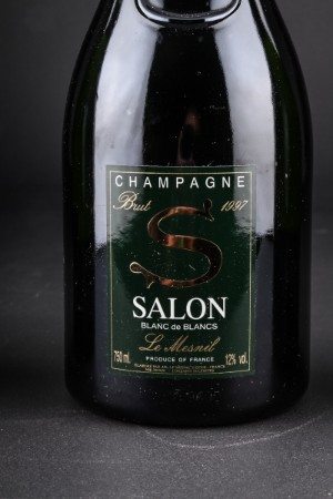 Vare 4143543 3 fl salon le mesnil 1997 champagne 3 for 1996 salon champagne