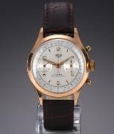 Vintage Heuer 'Chronograph' men's watch, 1960's