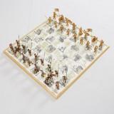 Bo Åke Adamsson schackbräde med pjäser