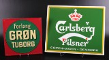 Carlsberg og Tuborg skilte (2)