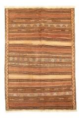 Nordvest persisk Kelim, 235x152 cm.