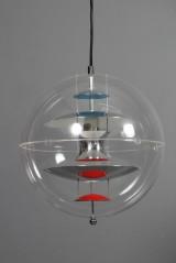 Verner Panton, pendel model VP-Globe