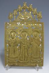 Metalikon, Rusland, ca. 1700-tallet