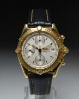 Breitling 'Chronomat' men's watch, 18 kt. gold, ref. K13048