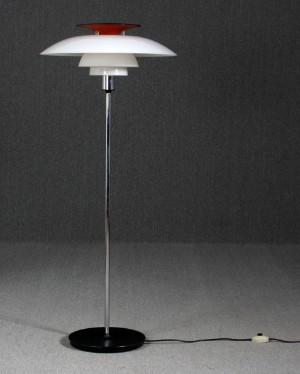 Vare: 1697704 Poul Henningsen 1894-1967. PH 80 standerlampe