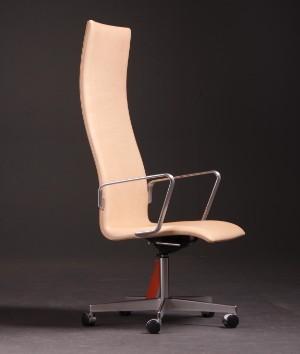 Arne Jacobsen 1902 - 1971. Oxford kontorstol, model 3292