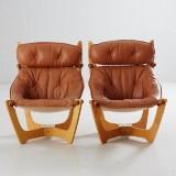 Odd knutsen luna chair