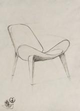 Dimitri Jelezky, IDesign 04, 2017. Bleistift