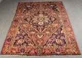 Bakhtiar tæppe, Persien, håndknyttet, 300 x 210 cm