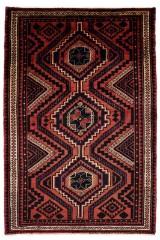 Persisk Bakhtiari tæppe, 260 x 175 cm.
