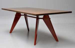 Jean Prouve Em Table From Vitra Year 2013 Lauritz Com