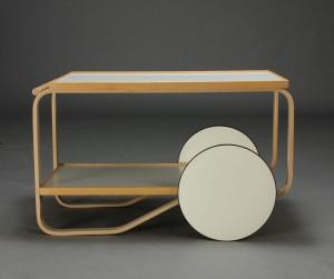 m bel alvar aalto serviertisch teewagen dk aarhus eg havvej. Black Bedroom Furniture Sets. Home Design Ideas