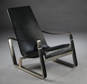 m bel jean prouv 1901 1984 sessel 39 cit 39 modell d81 dk herlev dynamovej. Black Bedroom Furniture Sets. Home Design Ideas