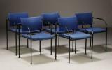 Friis og Moltke Arm/stabelstole (5)