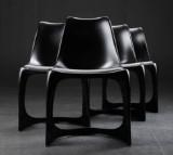 Steen Østergaard, Fire Modo 290 chairs (4)