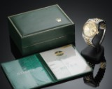 Rolex Oyster Perpetual Datejust, men's watch