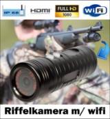 Riffelkamera FULL HD1080 8GB WIFI