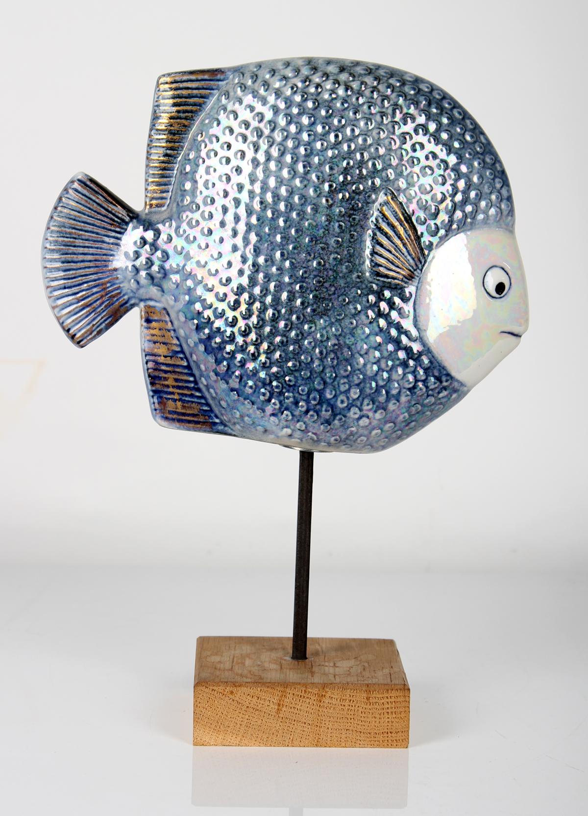 Lisa larson inspireras av fiskar