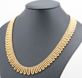 Necklace in 18kt approx. 48.00 gr