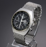 Omega Speedmaster Mark 4.5. Vintage men's chronograph, steel, c. 1975