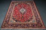 Persisk Kashan. 257 x 210 cm.