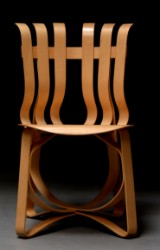 Frank O. Gehry, Hat Trick Chair, Knoll