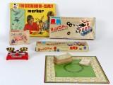 Tupperware legetøj. Merkur legetøj, loppespil. mm. (5)