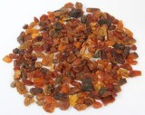 Eastern European amber collection. Unpolished amber, 980 g