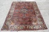 Large Oriental carpet, Old Bakhtiyar (Armenibaff)
