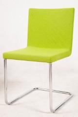 Toine van den Heuvel, frisvinger, model Maxx, grøn polstring, fremstillet hos Artifort