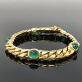Smaragd Armband