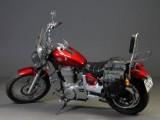 Suzuki motorcycle, shopper, model LS650P