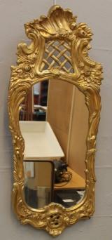Spegel, rokokostil, 1900-tal