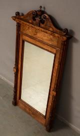 Spegel med konsollbord, Mahogny, ca 1880-tal(2)