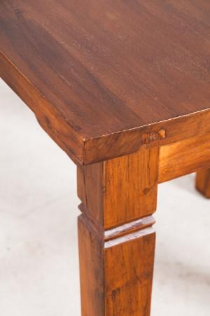 quadratischer tisch massivholz. Black Bedroom Furniture Sets. Home Design Ideas