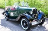 Morris Eight, 1936