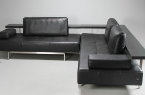 slutpris f r rolf benz sofa model dono. Black Bedroom Furniture Sets. Home Design Ideas