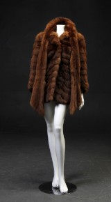 Russisan sable. Jacket, approx. size 38
