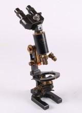 Mikroskop, mrk. Carl Zeiss Jena, 1900-tallet
